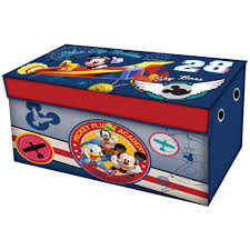 Mickey Mouse Clubhouse Bedroom Furniture Disney Mickey Mouse Room In A Box With Bonus Toy Bin Walmartcom