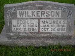 Malinda Shumake Wilkerson (1896-1988) - Find A Grave Memorial