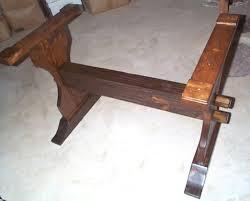 nautical office furniture. Nautical Office Furniture Trestle Custom Made For Liberty Ship Hatch Cover Captains Desk A