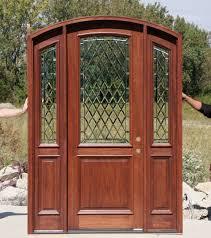 arched front doors designer series