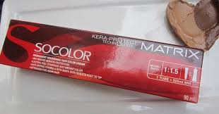 Socolor Red Color Chart Matrix Socolor Conditioning Permanent Hair Color Review