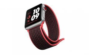apple 3 watch. heavily apple watch 3 with lte lands alongside iphone x