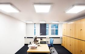 lighting in an office. LED Office Lighting At GE Capital Real Estate 1 - Feature In An