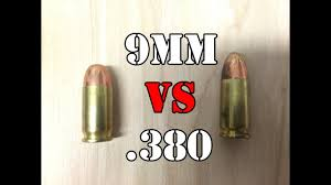 9mm Vs 380 What Is The Difference