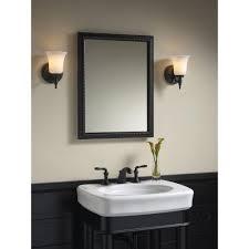 Sofia Medicine Cabinet Bronze Bathroom Mirror Signore Bronze New 8w Led Mirror Light