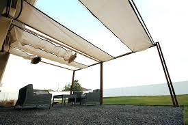 retractable pergola canopy. Pergola Awning Kits Canopy Kit Retractable Shade