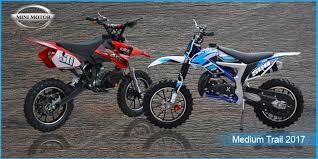 mini motor trail cross model terbaru 2017