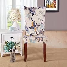 stretch removable washable dining chair protect seat cover slipcover for hotel dining room ceremony style