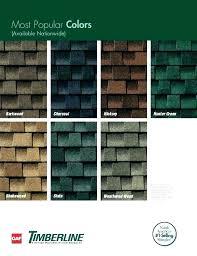 Gaf Timberline Hd Color Chart Timberline Shingles Timberline Ultra Hd Shingles Lowes