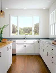 fiberglass windows in a new kitchen