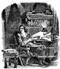 edgar allan poe vintage and historic cartoons