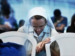 Resultado de imagem para imagem de uma freira