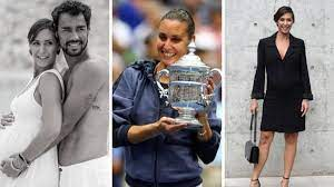 Flavia Pennetta third child and dream Hall of Fame: that 2022 will be