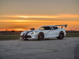2017 Dodge Viper GTS-R Hennessey HPE700 | Hennessey Performance