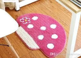 child bath mat x cm cartoon kids room rug bathroom kitchen floor non slip animal shaped