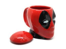 <b>Кружка Deadpool 3D</b> 400ml 73876 - Чижик
