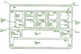 crash control modulecar wiring diagram 1992 bmw 540i main fuse box diagram