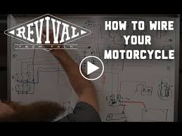 how to wire your motorcycle revival cycles tech talk how to wire your motorcycle revival cycles tech talk