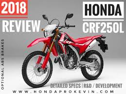 Dual Sport Seat Height Chart 2018 Honda Crf250l Review Of Specs R D Development Info