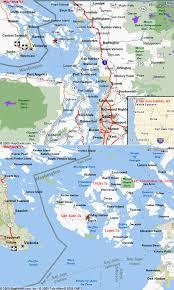 Nautical Charts San Juan Islands Wa San Juan Islands Wa Archipelago Cycling In The U S