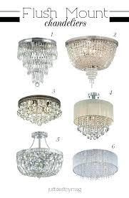 flush mount chandelier flush mount chandeliers flush mount lighting diy