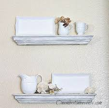 How To Attach Floating Shelves Fascinating How To Hang Floating Shelves Hometalk