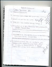 career journals cameron constance pltw biomed portfolio file