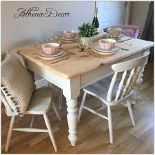 country farmhouse furniture. Unique Farmhouse LOVELY SHABBY CHIC COUNTRY FARMHOUSE TABLE AND CHAIRS SET PAINTED IN ANNIE  SLOAN GREY On Country Farmhouse Furniture