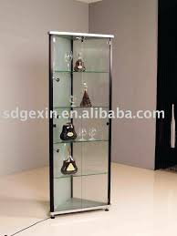 glass corner display cabinet ikea silver effect mahogany glass corner display cabinet