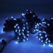 Blue Wide Angle Led Christmas Lights Amazon Com Commercial Grade Wide Angle Led Christmas