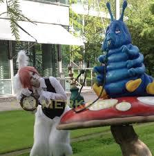 alice in wonderland themed entertainment white rabbit entertainers uk