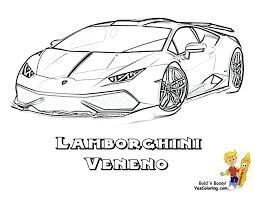 Small Picture Rugged Exclusive Lamborghini Coloring Pages Cars Free