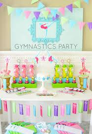 throw a 10 0 gymnastics birthday party gymnastics center