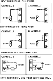 rtd wiring diagram 3 wire wiring diagram and schematic design oem plc epl101