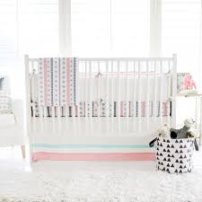 you can find traditional modern eclectic lookore in our girl baby bedding