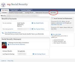 social security change of address 3