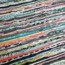 perfect rag rug large s multi color area hand woven floor mat cotton rugs vegan