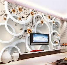 3d wall designs bedroom. Fine Bedroom Custom 3d Wallpaper Design Flowers Photo Kitchen Bedroom Living Room Wall  Murals Papel De Parede Para Quarto Free Animated  Intended Designs A