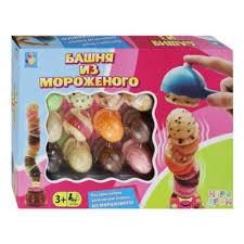 <b>Настольная игра 1TOY</b> ИГРОДРОМ Башня из мороженого ...