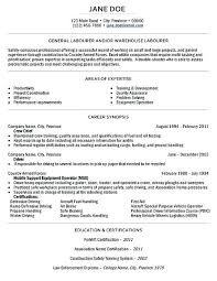 Packing Resume Sample Eddubois Com