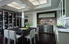Stainless Steel Kitchen Designs 30 Stainless Steel Kitchen Cabinet Ideas Kitchen Cabinet Table