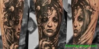 Tetování Předloktí Hodiny