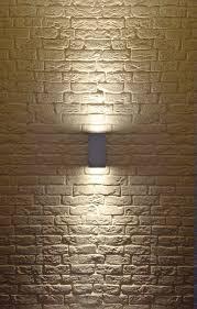 big theo up down outdoor wall light modern outdoor lighting
