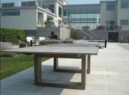 modern concrete patio furniture. Made To Regulation Size, The Ping Pong Table Dimensions Are 9\u0027 By 5\u0027 30\u201d; And Can Actually Be Used For Pong, With Acid Etched Lines That Will Last Modern Concrete Patio Furniture T
