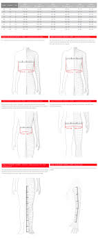 Dainese Womens Size Chart