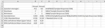 Log Templates Excel Gorgeous How To Analyze Survey Data In Excel