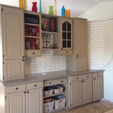 contemporary kitchen cabinets with reclaim in linen paint by reclaim beyond paint