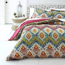moroccan inspired bedding red green orange white blue twin duvet cover set moroccan inspired crib bedding
