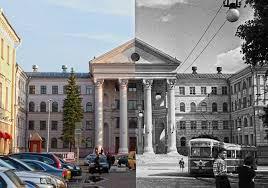 БГАМ Об академии Основанная в 1932 году Академия музыки до 1992 года Белорусская государственная консерватория имени А В Луначарского является крупным центром