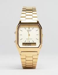 men s watches digital designer watches asos casio aq 230ga 9dmqyes digital bracelet watch